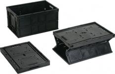ESD Skládací box Walther