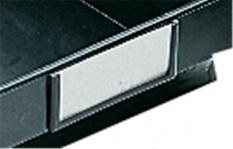 Identifikační štítky pro úložné boxy