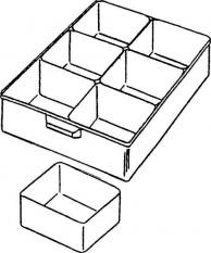 ESD Volné vložky do zásuvky velikosti 3,0