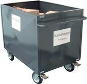 ESD Kontejnerový vozík