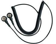 ESD Zemnící kabel/ Spirálový kabel