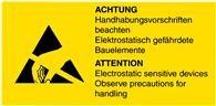 Samolepící etikety - Pokyny k manipulaci