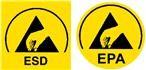 Samolepící etikety - ESD / EPA