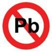 """Samolepící etikety """"Pb"""""""