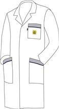 ESD Plášť WhiteLine WL-181