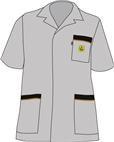 ESD Plášť GreyLine GL-181