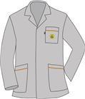 ESD Plášť GreyLine GL-180