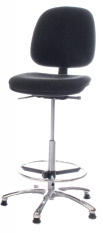 ESD Otočná židle CLASSIC Comfort IV.
