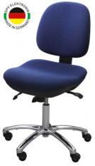 ESD Otočná židle CLASSIC Ergonomic II.