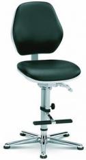 ESD Otočná židle I. Reinraum-Basic 3