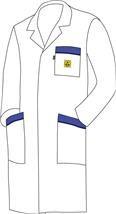ESD Plášť WhiteLine WL-182