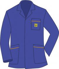 ESD Plášť BlueLine BL-181