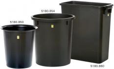 Koše, pytle a kontejnery na odpad