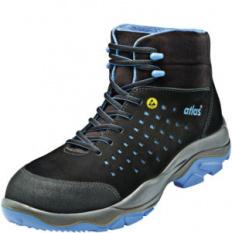 ESD Kotníčková obuv SL82 blue SPORTLINE