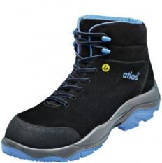 ESD Kotníčková obuv SL80 blue SPORTLINE