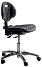 Otočné židle INDUSTRIAL PU-CHAIR