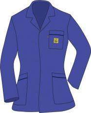 ESD Plášť BlueLineWoman BLW-175