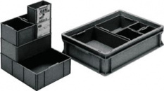 ESD Vnitřní boxy pro Euro přepravky RAKO 600 x 400 mm
