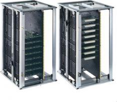 ESD PCB Magazín série 601.2 PC - částečně smontovaný