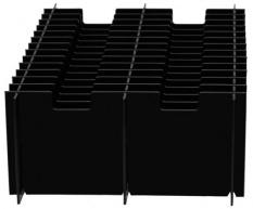 PS Příčky pro Přepravky 400 x 300 mm