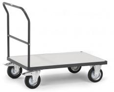 Regálové a přepravní vozíky