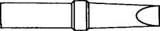Pájecí hroty (série ET ) pro LR-21 a FE50