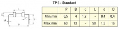 TP 6/1 • TP 6/1.97 standard
