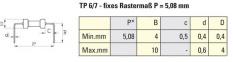 TP 6/7 fixní rozměr mřížky